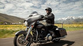 20 000 km Harleyem-Davidsonem