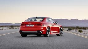 Audi RS5 - 3,9 s do setki | Genewa 2017