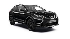 Nissan Qashqai Black Edition - crossover w smokingu