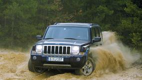 Jeep Commander - Temu autu można zaufać! Test długodystansowy