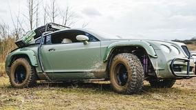 Offroadowy Bentley Continental GT na sprzedaż