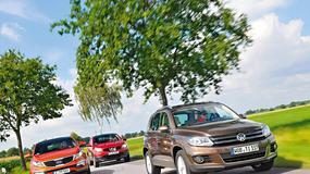 Kia Sportage kontra Nissan Qashqai i VW Tiguan: który suv ma wszystkie atuty w ręku?