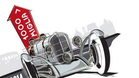 Słynny rajd Mille Miglia 2014 bez udziału Polaków