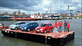 Seat Ibiza 1.4 16V, Skoda Fabia 1.4 16V, Volkswagen Polo 1.4 16V - Rodzeństwo bez konfliktu
