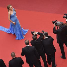 Cannes 2016: niesamowita kreacja Blake Lively