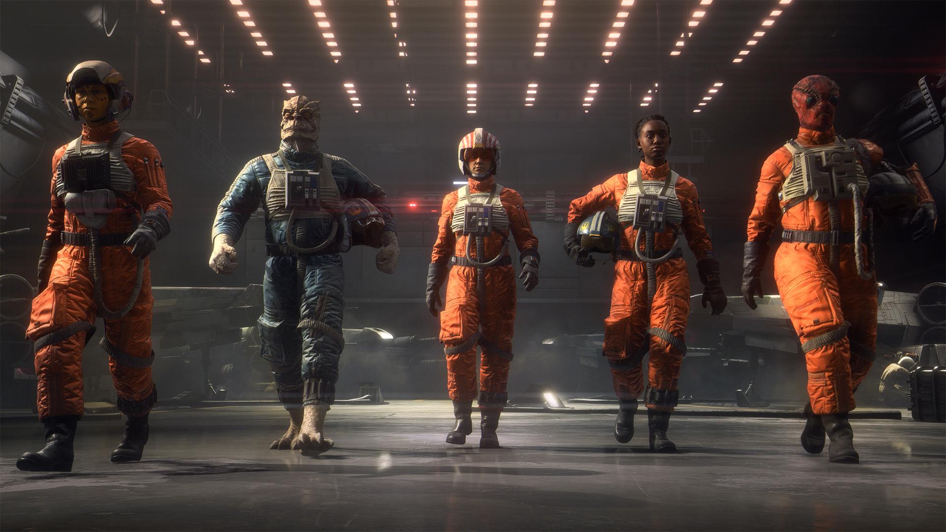 V multiplayeri sa popasuješ s päticou ďalších pilotov.