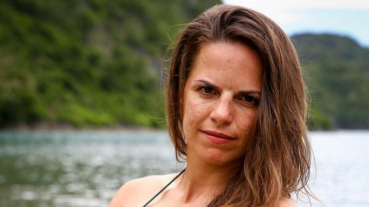 Bianka (34), vállalkoz:Tériszonnyal  küzd, és szeretné még jobban megismeri magát a  műsor folyamán /Fotó: RTL Klub