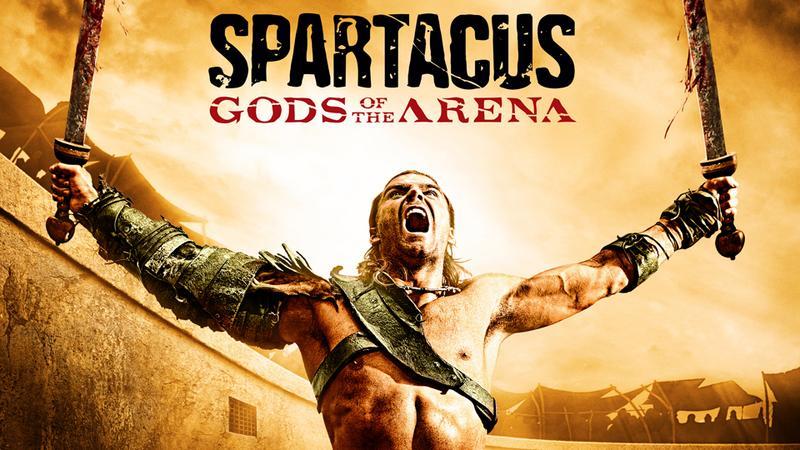 Spartakus - Bogowie areny