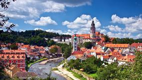 Czeski Krumlov - perła południowych Czech