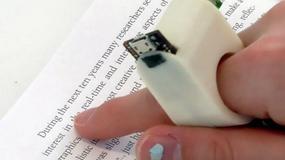 FingerReader pozwoli niewidomym przeczytać każdy tekst