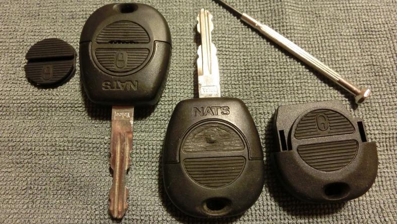 A kopott kulcsokhoz szükséges cseredarabok mindössze 2260 forintba kerültek