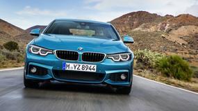 Odświeżone BMW 4 od marca w salonach