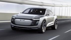 Audi e-tron Sportback concept – na drogach w 2019 roku