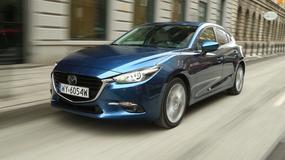 Mazda 3 2017 - ślicznotka z gadżetami
