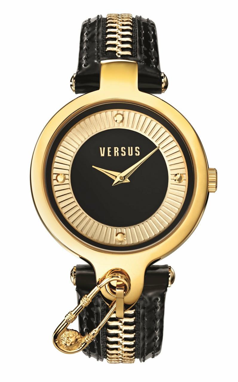 Maffashion dla Versus by Versace,  VERSUS KEY BISCANE / materiały prasowe