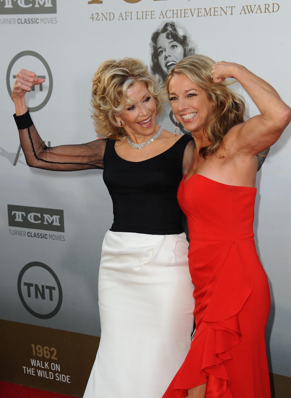 Jane Fonda / fot. Bulls Press