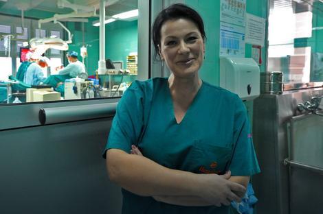Gordana već 20 godina radi u Kliničkom centru Srbije