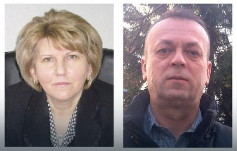 Uranija Petrović i Miroljub Đurić