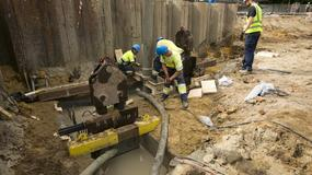 Co się dzieje na budowie II linii metra? Zobacz najnowsze zdjęcia