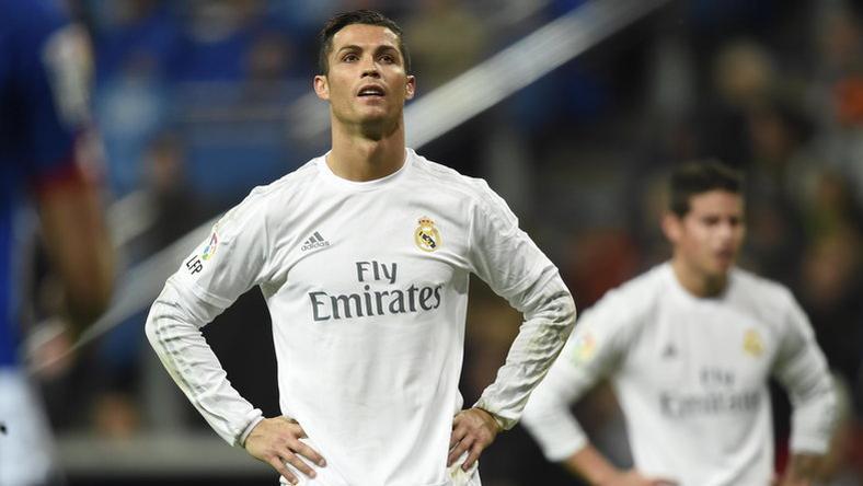 Ronaldo imádja kisfiát /Fotó: AFP