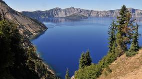 USA - park narodowy Jeziora Krateru