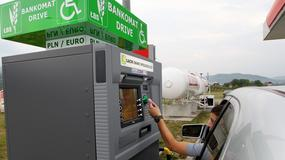 Bankomaty drive