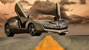 Elibreia Supercar - piekielne coupe z Kataru