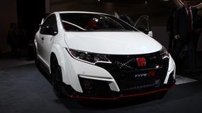 Honda Civic Type-R - 310 KM w japońskim hot-hatchu (Genewa 2015)