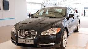 Premiera: Jaguar XF