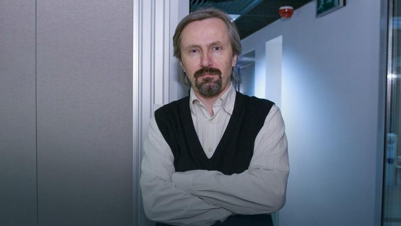 Dr Rafał Chwedoruk