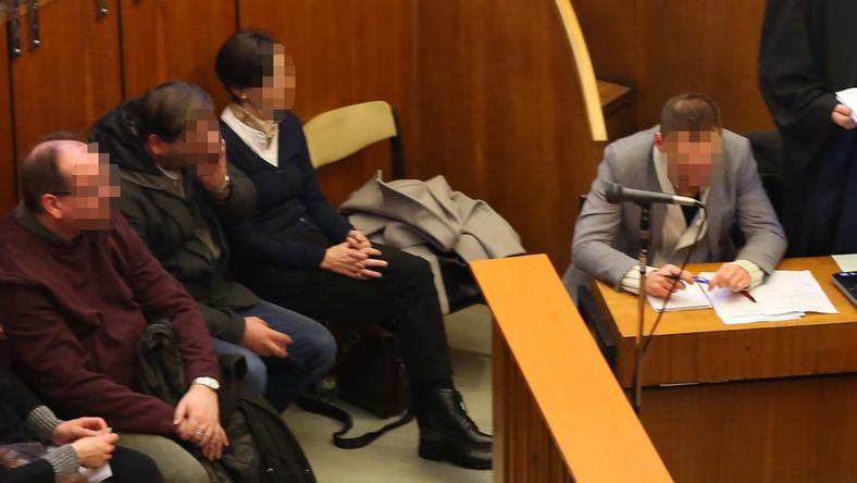 Az ügynek összesen 117 vádlottja van, a főkolomposok féltucatnyian lehetnek / Fotó: Pozsonyi Zita