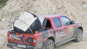 """Nowoczesny wielbłąd: Isuzu d-max w teście """"transportowym"""""""