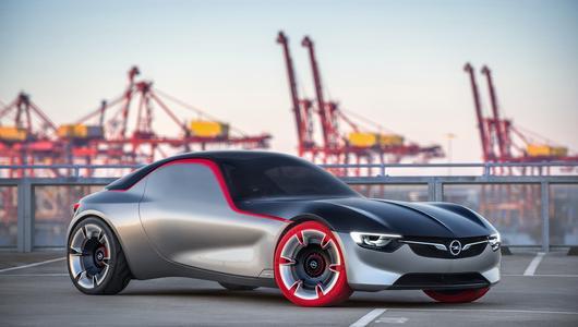 Opel GT Concept w nowym wcieleniu
