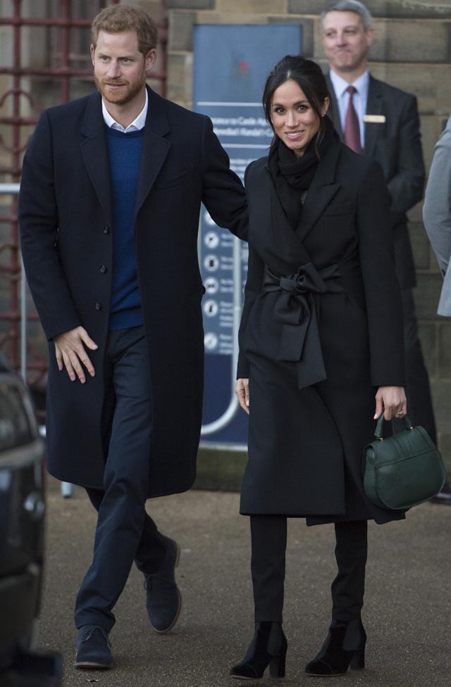 Végre kiderült: Így ismerkedett meg Harry herceg és Meghan Markle!