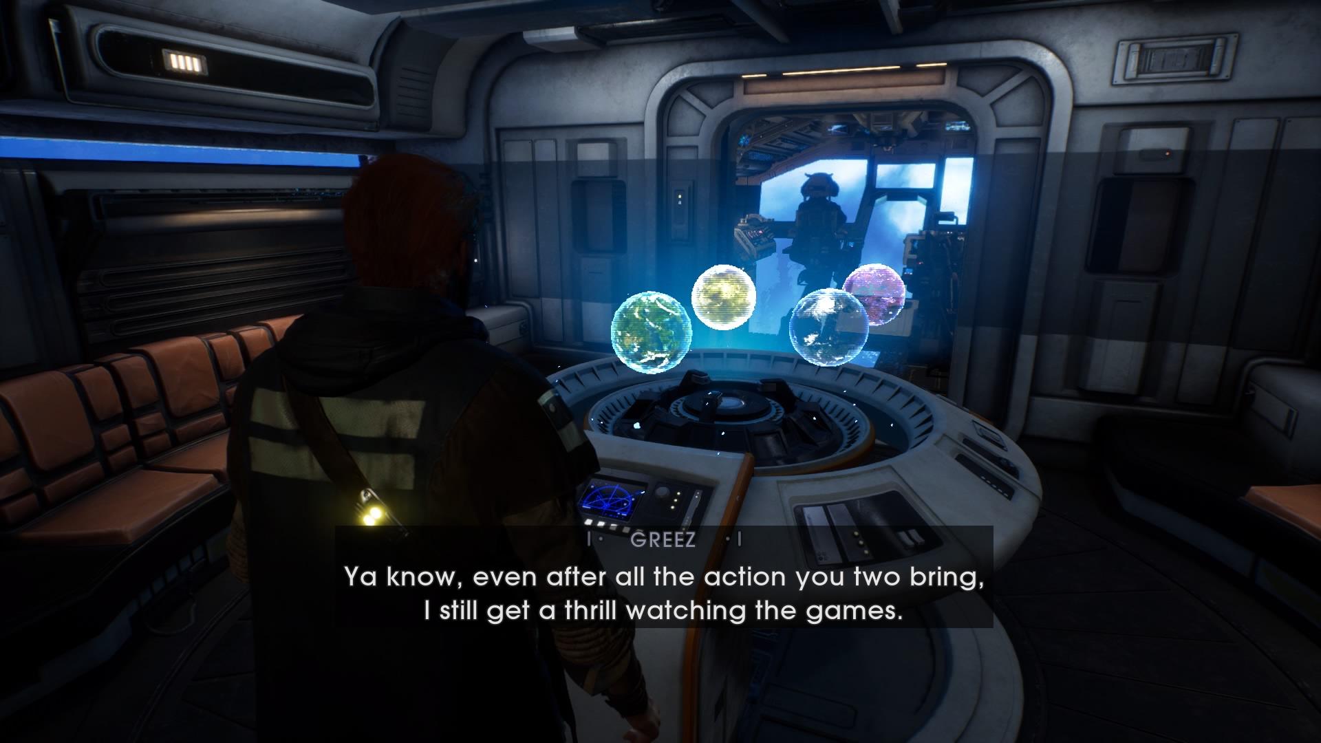 V priebehu hry navštívite niekoľko rozličných planét.