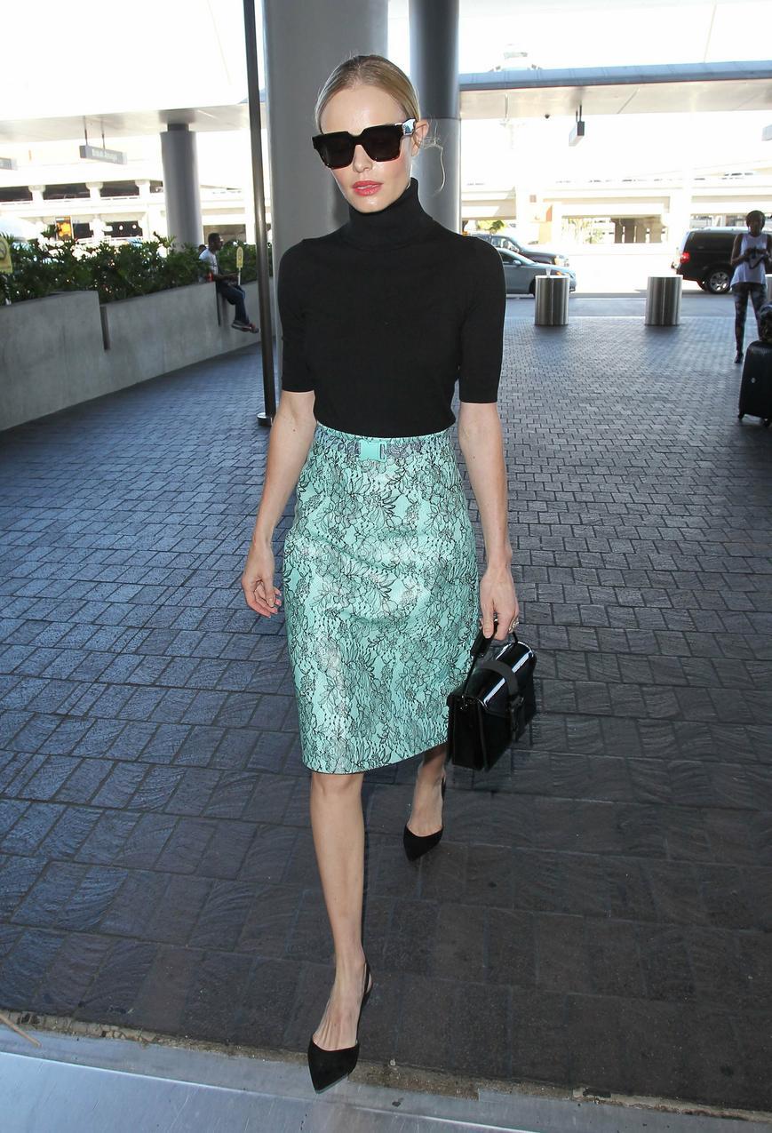 Kate Bosworth w eleganckiej stylizacji od Christophera Kane'a