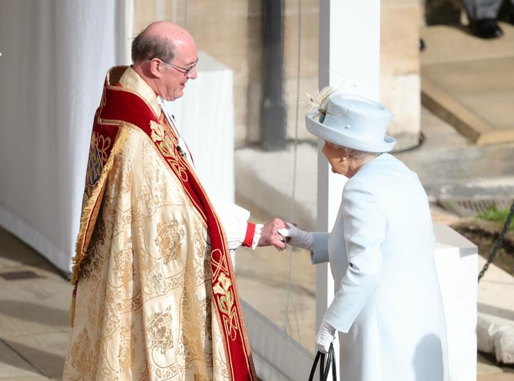Unokája esküvőjére érkezik Erzsébet királynő /  Fotó : Profimedia-Reddot