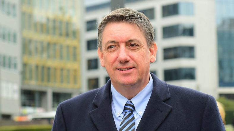 Jan Jambon a belga belügyminiszter / Fotó: AFP