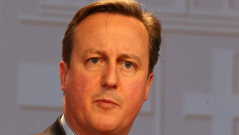 David Cameron, birt miniszterelnök halálhírét jelentették be / Fotó: IF