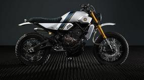 Tracker z Yamahy XSR700, czyli nowy motocykl Yard Built