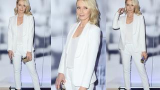 Best Look: Stylowa Joanna Orleańska na pokazie Paprockiego & Brzozowskiego