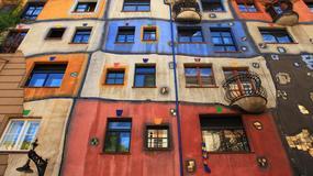 Budynki Hundertwassera w Europie - piękno w codzienności