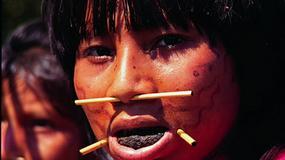 Ostatni dzicy Indianie w Amazonii