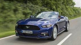 Rumak czy kucyk? - Ford Mustang Cabrio