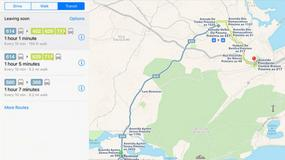 Apple Maps przygotowane na letnią Olimpiadę