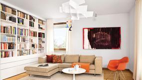 120-metrowy apartament w Warszawie