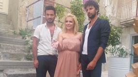 Stefano Terrazzino i Aneta Zając na Sycylii. Zobaczcie, jak para spędziła wakacje
