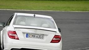 Mercedes C63 AMG daje z siebie jeszcze więcej