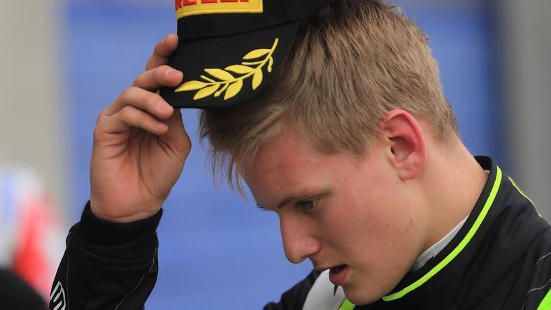 Mick Schumacher nem beszél apjáról /Fotó: AFP