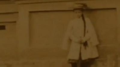 Zjawa z Syberii. Dziewczyna-widmo na zdjęciach sprzed 100 lat